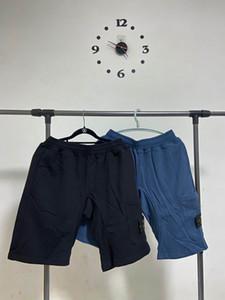 2020 hommes design pantalons shorts été pantalons de luxe rétro hommes coton de haute qualité autocollant confortable broderie amovible pantalon taille asiatique