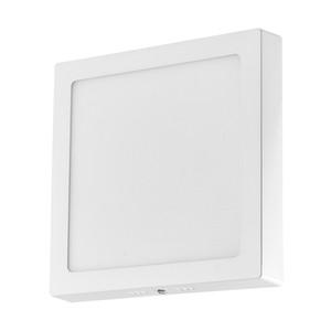 18W Surface Mounted cocina cuarto panel cuadrado blanco natural Luz salón pasillo restaurante LED luz de techo moderna