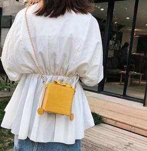 Sacs femmes nouveauSet de pompage Bucket Fashion Bag épaule Mini Perle Messenger Bag Femmes
