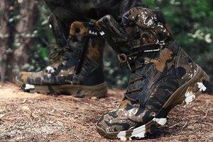 أعلى 2021 جديد عالية أعلى التمويه للماء القتالية الأحذية عدم الانزلاق الأحذية العسكرية التكتيكية الأحذية اللياقة البدنية التدريب المشي رياضة ياكودا المحلية متجر على الانترنت
