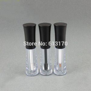 New arriva 2ml Mascara Eyeliner tubes Black Cap Empty revitalash Eyelash Bottles Lip gloss tube DIY make up cosmetic packing