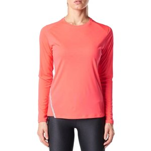 Hot vente Femmes Protection contre le soleil T-shirt à manches longues UPF 50+ Outdoor Performance Top Shirts Outdoor