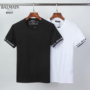 Brand New Hip Hop Мужская футболка с коротким рукавом 100% хлопок Poloshirt рубашки мужчин Топы Тис 3g конструктора Mens T Shirts1