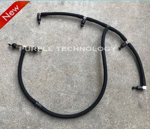 diesel engine injector fuel return pipe for great wall 4D20B