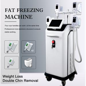 macchina cryolipolysis macchina migliore congelamento venditore cryolipolysis congelamento macchine dimagranti anticellulite grasso 2 maniglie crio funzionano allo stesso tempo