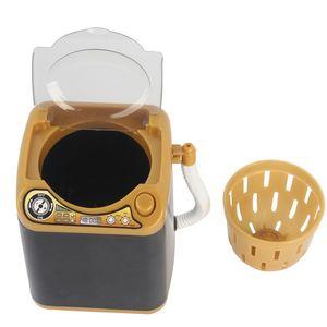 Hot 3D mink cílios de lavar Máquina de lavar roupa Mini Escova Máquina Automática Cílios Washer para compo