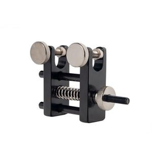 Keman Viyola Onarım Araçları Yapmak Için Keman Kenar Kelepçe Çatlaklar Tamir Keman Makinesi Luthier Araçları Siyah
