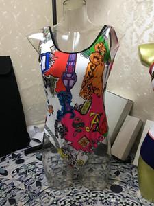 Mulheres One Piece Swimsuit Outfits Todo o Corpo Impressão Designer de Moda Swimsuit Sexy Lady BIKINI Swimsuit