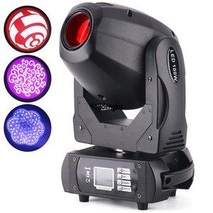 2шт новый продукт spot led moving hesd 100W Gobo Effect DJ Party Disco Light 100 Вт LED Mini Moving Head Spot light