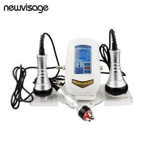 LW-101 40K Cavitation ultrasons Perte de poids Machine de beauté RF Radio Fréquence Rajeunissement de levage de la peau Resserrer Anti-rides