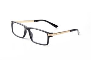 occhiali di lusso occhiali da vista uomini donne disegno di marca di stile di moda cornice di piazza vetri di lettura ottica anti eyewear radiazioni con box