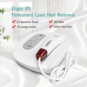 НОВЫЙ IPL Машина для удаления волос Уход за кожей пигментация удаление Постоянный лазер для удаления волос для омоложения кожи устройство мини домашнего использования красоты