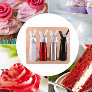 Aço inoxidável 500ML creme Whipper Foamer metal Whipper Café Sobremesa fresca creme de manteiga Dispenser Whipper Foam ZZA2387 Criador