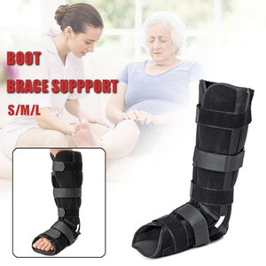 SGODDE 1Pcs Ankle Foot Brace Walking Walker Boot Achille Nursing Care Tendon Shoe Lower Limb Orthosis Splint Orthopedic Shoe
