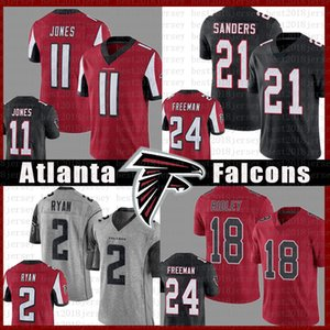 21 jersey Deion Sanders Football Atlanta