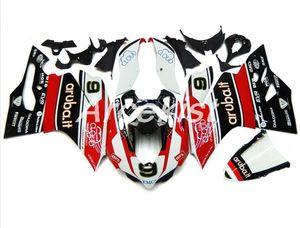 New ABS motorcycle Full Fairings set Fit For DUCATI 899 Panigale 1199 13 14 15 899S 1199S 2013 2014 2015 bodywork set Red White Black