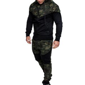 Sweats à capuche en molleton épais + Pantalon Sweat à capuche Sweat à capuche Capuche de sport