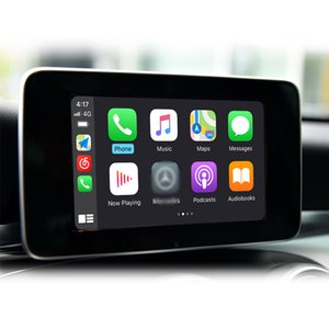 Joyeauto drahtlose Apple-Carplay Android Auto Auto-Wiedergabe-Radio für 2012-2019 Mercedes A B C S GLK GLA GLE GLC ML SLK-Klasse NTG5 NTG4.5 NTG4.7