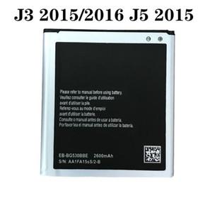 Ersatz 100% Original-Kapazitäts-Batterie für Samsung J3 J5 J7 2015 2016 2017 G530 Großhandel batterie batteria Kostenloser Versand