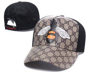 hochwertige tiger bee hut kappe 2019 luxus panel sup ne bboy chapeau männer frauen outdoor casquette gorras knochen baseball caps