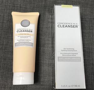 New Confidence in a Cleanser 148ml سيروم التنظيف المرطب للبشرة المتطور للبشرة يبدأ بثقة دي إتش إل الحرة