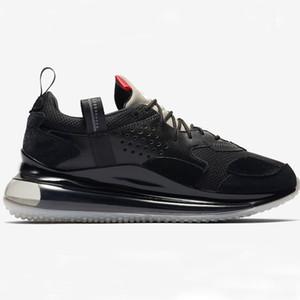 01 lobo gris 720 Ondas OBJ 720-818 para hombre Calzado de diseño cargo de los hombres de color caqui del desierto Mineral 720 Negro Rojo Universidad zapatos casuales 36-45