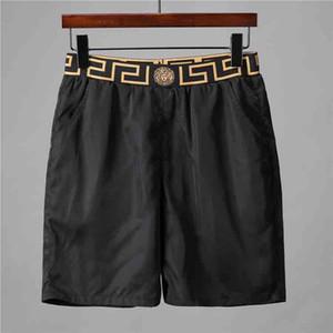 2020 nuevo verano de secado rápido Diseño cortos pantalones cortos de natación de verano de playa los hombres pantalones impresos para hombre roma Bañadores