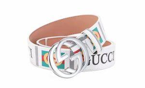 NEW Belt big buckle designer belts luxury belts105cm-125cm men women brands buckle belt top quality fashion mens leather belts