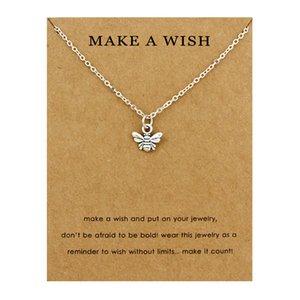 Regalo de Navidad en forma de panal de abeja collares Sea Waves Beach tortuga tortuga de joyas colgantes hombres de las mujeres unisex de moda chica de moda
