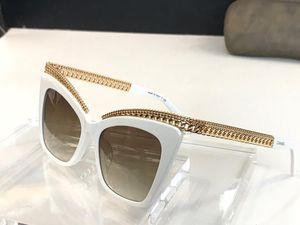 4336 Солнцезащитные очки для женщин Модельер Популярные ретро стиль UV защиты объектива кошачий глаз кадров верхнего качества Free Come With Пакета