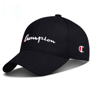 2019 hochwertige Stickerei Champion einstellbare Snapback Baseball Cap Diamant Freizeit Sonnencreme Hip Hop Baseball Cap Sonnencreme Hut