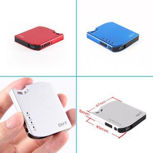 Оригинальный ECT Robin kit 420mah аккумулятор регулируемый 3.3-3.6-4.0 v preheat Pod kit электронная сигарета Vape Mod для густого масла или электронной жидкости
