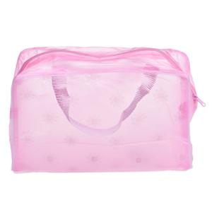 Xiniu Bag Cosmetic Maquiagem Portátil Organizador de Viagem Saco Estojo De Maquiagem Neceser Transparente Bolsa Cosméticos