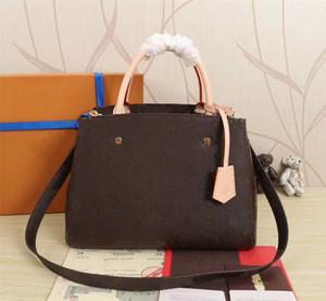 Usine de gros sac à main 2018 sac à chaîne coquille en cuir synthétique motif en croix épaule Messenger Sac Fashionista SAC