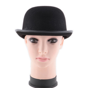 Kids Boy Novelty Funny Toys Girl Black Top Hat Magician Hats Fancy Dress Halloween Cosplay Birthday Gift Toys For Children
