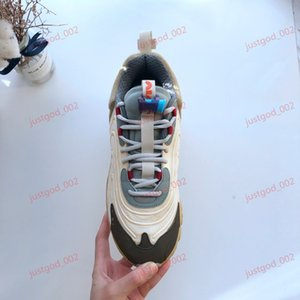 xshfbcl New 270 React ENG Travis Scott Cactus Trails White Black Mens Running Shoes For Women 270s Trainers Sports Sneakers Size 36-45