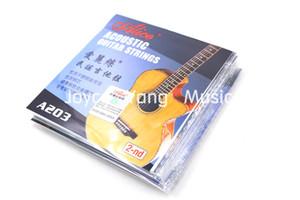10 Stück Alice A203SL 015 Einzel Akustik-Gitarren Saiten 2. B-2 Edelstahl-String