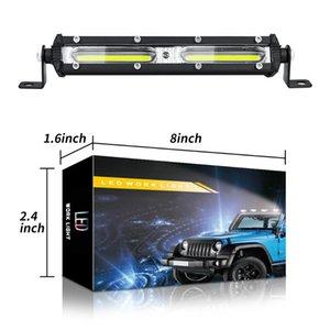 7inch 120w LED work light bar combo beam car Driving lights for Off Road truck 12V 24V auto fog lamp LED HEADLIGHT