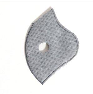 le sport Masque Chip Filtre PM2,5 Filtre Masque Vélo Remplacement du texte Insérer 5 couche de protection anti-buée Haze anti-poussière LJJA4027 perméable à l'air