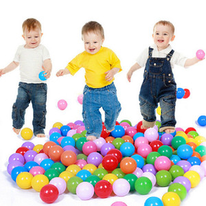 Baby Toys Ocean Balls For Play Dry Pool New 20 50 100PCS Kids 5.5cm Pit Balls