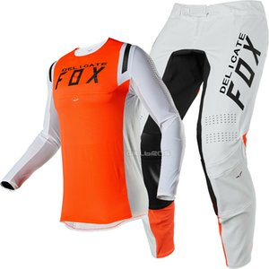 FOX DELICADA 2020 de la suciedad Flex aire Motocross MX adultos Combo SX Off-Road Bike Gear ventilación