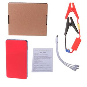 12V 20000mAh Multi-Function Car Jump Starter Power Bank Emergency Charger Battery 28TB