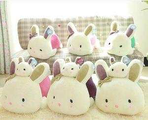 4 Style Design 20cm cute prone rabbit doll doll Mimi rabbit plush toy Animals Plush Toys Kids Gift