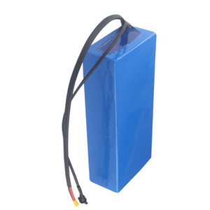 Freies Verschiffen wiederaufladbare Lithium-Ionen-60v Elektroroller Batterie 20Ah für 500w zu 2000w Motor mit Ladegerät