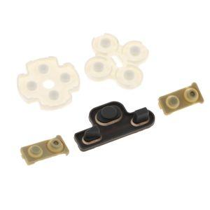 5x Controller Button Tool Kit проводящая резиновая прокладка для игровой консоли Sony PS3