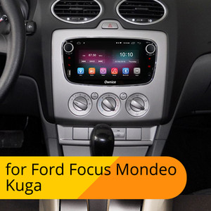 Ownice Android 9.0 4G 2 din Radio Lecteur DVD de voiture pour Ford Focus Mondeo Kuga S-MAX Galaxy