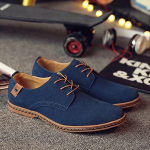 Hot Chaussures Vente-élégant Hommes Oxfords Chaussures Robe Plus Size Derby de bal Chaussures de mariage formel homme mocassin homme