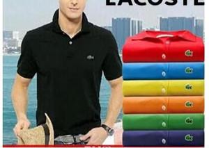 M2 2020 Новый бренд Polos Мужчины Cro вышивки ПОЛО рубашки хлопка с коротким рукавом Camisas Polo Повседневная Стенд Воротник Мужчины поло Summer Hot Sale
