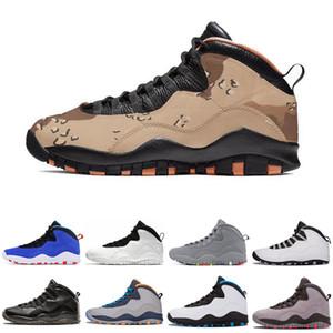 Classe de 2006 10s baratos mens tênis de basquete cimento Westbrook estou de volta aço cinza homens formadores sapatilha 10 esportes tamanho da sapata 8-13