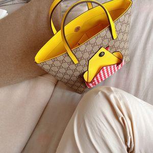 ladies portable Fashionable handbag high quality simple Series Leisure large capacity shopping bag PN4R 8SFW